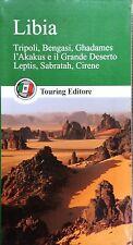 Libia. Guide Verdi d'Europa e del mondo - Ed.Touring 2010