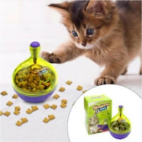Interactive Cat IQ Treat Ball Toy Smarter Pet Toy Food Balls Food Dispenser