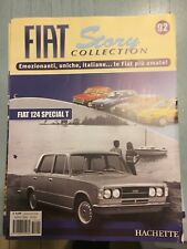 "FIAT STORY COLLECTION "" FIAT 124 SPECIAL T "" HACHETTE FASCICOLO"