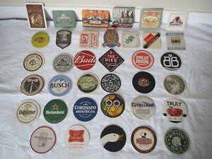 70 Craft Beer Coasters Huge Lot Of Brand New Beer Brew Pub Brewery Coasters