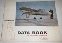 EAA Data Book Magazine 4th Edition Nomad 080514R