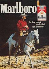 Marlboro Zigaretten - Reklame Werbeanzeige Original-Werbung 1979 (9)