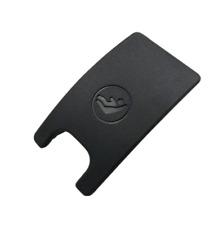 0EM Black Child Seat Safety Belt Slot Trim Cover For AUDI A6 C7 A7 S6 S7 RS6 RS7