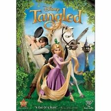 Tangled DVD - New