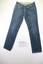 G-Star Regular Fit (Cod.U785) Tg43 W29 L30 jeans used Woman Low Waist vintage