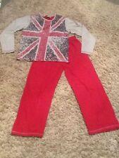 Cotton Blend Pyjama Sets Nightwear (2-16 Years) for Boys