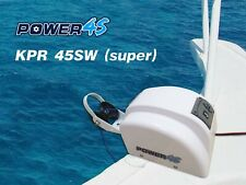 12V AutoDepoly Standard Anchor Winch 45 lb. Saltwater For Marine Boat Pontoon