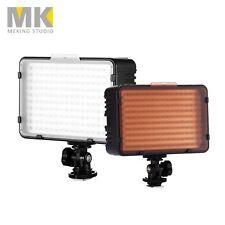 168 LED Video Photography Lighting Panel Studio Light for Canon Nikon DSLR Camer