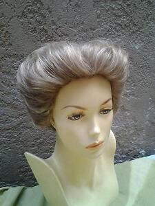 LOVE HEART Titanic era 1912 Victorian/ edwardian wig sass  GREYs