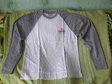 Vodka Finlandia man T-shirt Size L  advertising new rare unused white gray