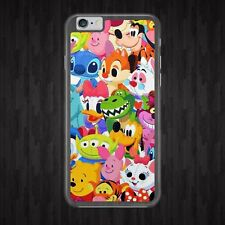 DISNEY/STICKERBOMB PHONE CASE COVER/FITS IPHONE SAMSUNG HUAWEI MODELS