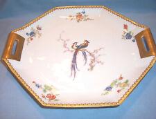 Haviland H&C Limoges EDEN Handled CAKE PLATE Serving Dish Platter Tray Blois