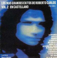 Carlos Roberto, Robe - Grandes Exitos en Castellano [New CD]