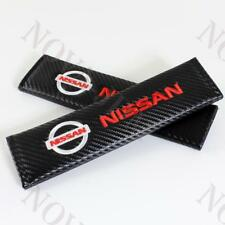 NEW Car Seat Belt Shoulder Pad Pair 2 pieces Covers Cushion For NISSAN G35 350Z