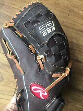 Rawlings  12.5 Inch P125-0/3  Baseball/Softball Glove