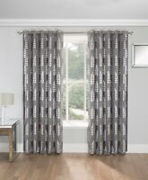 MACRAME Pattern Photocopy CURTAIN COVERING Interwoven with Beads WINDOW DRESSING