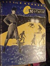 THE MOTELS LITTLE ROBBERS PIANO VOCAL GUITAR CHORDS MUSIC SONGBOOK FREE US SHIP