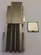 Intel Xeon Dual Core 2.33GHz 4MB 5140 LGA771 CPU Processor SL9RW with Heatsink