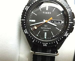 Timex Todd Snyder 41mm DIVER STYLE SPORT MEN'S STAINLESS STEEL QUARTZ