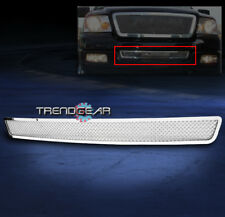 2004-2005 FORD F-150 F150 BUMPER LOWER STAINLESS STEEL MESH GRILLE GRILL CHROME