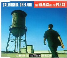 THE MAMAS AND THE PAPAS - CALIFORNIA DREAMIN (4 track single)