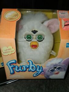Furby 2001 new never opened white Special Edition Snowball