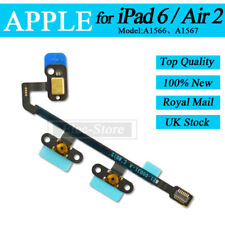 Volume Button Switch & Microphone Flex Cable For iPad Air 2/6th Replacement OEM