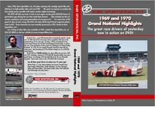 1969-1970 NASCAR Superbird, Dodge Daytona DVD in COLOR!