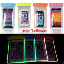 Various Waterproof Underwater Pouch Bag Pack Dry Case Cover Fr Mobile Cell Phone