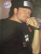 Donnie Wahlberg, New Kids on the Block, The Party, Full Page Vintage Pinup,