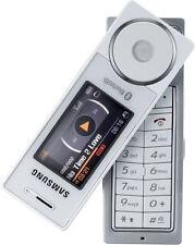 Samsung SGH x830 White (Senza SIM-lock) Mini Telecamera cellulare Bluetooth rarità molto bene