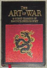 CLASSICS OF EASTERN PHILOSOPHY Analects of Confucius ART OF WAR Sun Tzu LEATHER