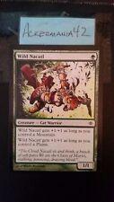 1 x Wild Nacatl - Shards of Alara - LP - Magic The Gathering - MTG
