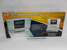 5.8 TFT MOBILE MONITOR SILVER HIGH DEFINITION - SONY PLAYSTATION 2 - NEW