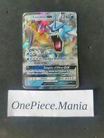 Carte Pokemon - Leviator GX 18/111 - Ultra Rare - Soleil Lune Invasion Carmin