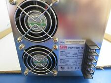 MEANWELL, PSP-1000-12, DC POWER SUPPLY, 12 VDC OUTPUT