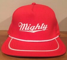 New Mighty Healthy Trife Life Snapback Cap Hat Red
