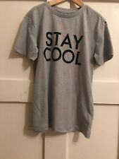 Next 'stay Cool' Grey Tshirt Size 7 Years