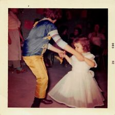 1st DANCE FOR PRINCESS GIRLS HALLOWEEN PARTY COSTUMES Vtg Lesbian Gay Int Photo