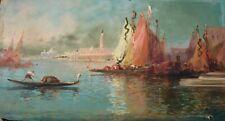 VENICE!  1840-1880, Signed