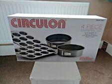 Circulon Bakeware Set Cake Tin / Muffin Baking Tray Bakeware Non-Stick New