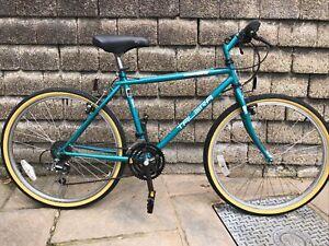 "Retro 1989 GT Talera Rare Pre Triple Tri Frame 18.5"" Gents Mtb Bike V Good Orig"