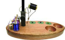 Wapsi Fly Furniture Table Top Base Station for  Fly Tying Vice