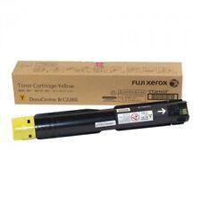 Genuine Xerox CT201437 Yellow Toner For Xerox DocuCentre IV C2260 /C2263 /C2265