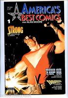 Alan Moore AMERICA`S BEST COMICS Band 1 ( Speed 2000 ) Neuwertig