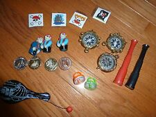 Lot New Kids Pirate Toys Tatoos, Compass & More