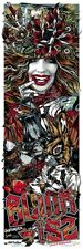 Blink 182 9/24/2016 Phoenix Az Poster Signed & Numbered #/100 Artist Edition