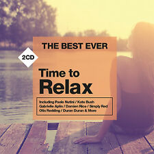 The Best Ever Time to Relax 0825646070473 by Various Artists CD