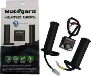 "HBG800 Motogard Motorcycle/Motorbike Heated Grips For Steel & Alloy Bars 7/8"""