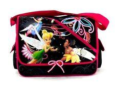 bdef3073ad9a Disney Tinkerbell School Messenger Bag